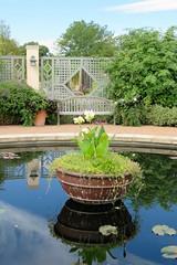 In the Romantic Garden