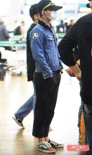 BIGBANG departure Seoul to Macao 2016-09-03 (3)