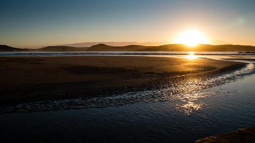 Sunrise at Umina Beach