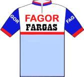 Fagor - Giro d'Italia 1968