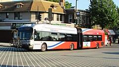 WMATA Metrobus 2009 New DE60LFA #5444