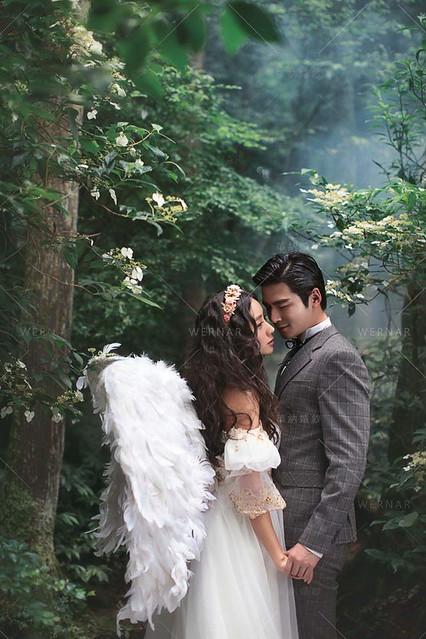 婚紗照,婚紗旅拍,台灣旅拍,森系婚紗,Wedding,weddingphotography,北部婚紗外拍景點,忘憂森林