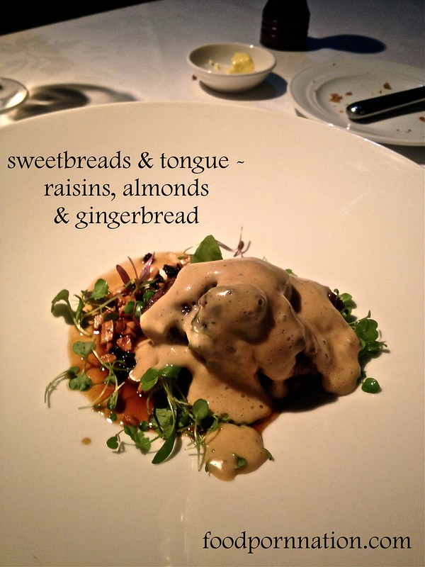 sweetbreads & tongue