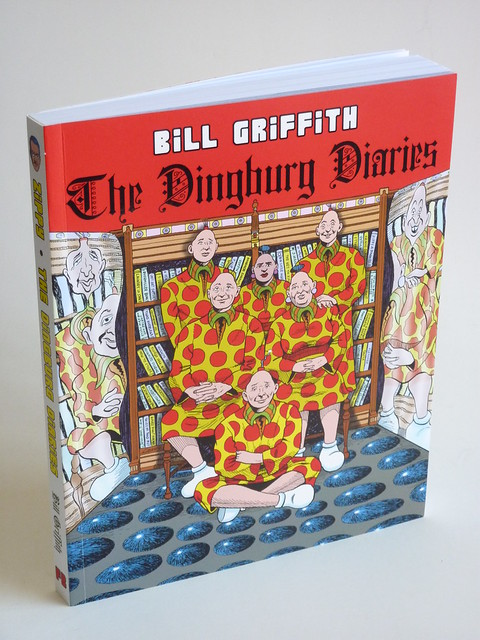 Zippy: The Dingburg Diaries by Bill Griffith