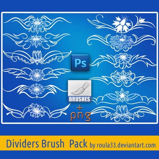 piders-brushes