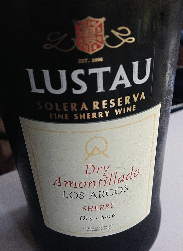 Spanish wine: great Amontillado sherry from Lustau