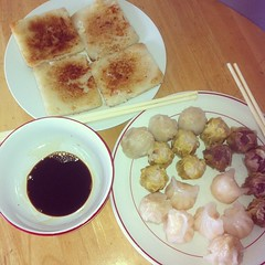 Dim Sum at Home! #ukig #hkig #food #foodgasm #foodporn #foodgraphy #southampton #dimsum #uni #student #siumai #china #hongkong #asian #brunch #lunch