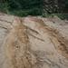 Muddy road - El camino lodoso; entre San Pedro Ocotepec y San Lucas Camotlán, Región Mixes, Oaxaca, Mexico por Lon&Queta
