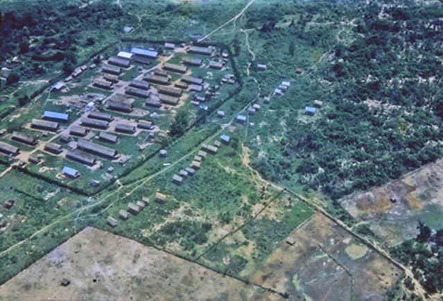 Montagnard village