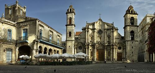 La Catedral by Rey Cuba