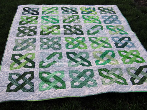 Celtic Motion quilt