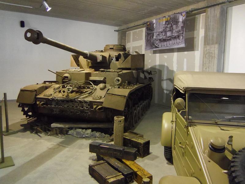 Normandy Tank Museum (Panzer IV) - Wehrmacht-Awards com