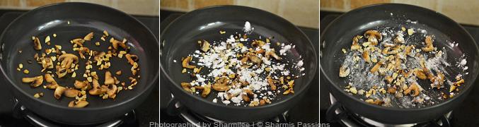 Mushroom Soup Recipe - Step2
