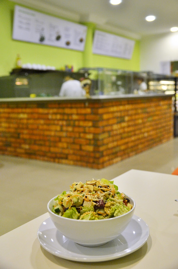 Basileou Salad Bar @ Greentown Ipoh
