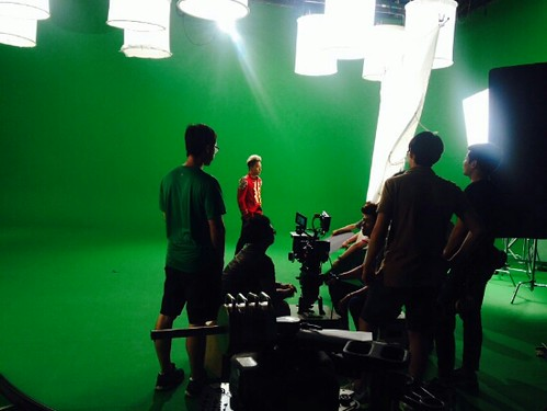 Tae Yang - Tower of Saviors - 2014 - BTS - 02