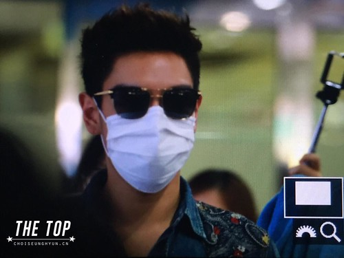 Big Bang - Gimpo Airport - 20may2015 - TOP - The TOP - 02
