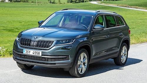 Škoda Kodiaq: Сега и теренците го имаат својот Superb