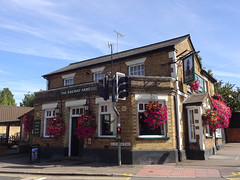 Picture of Railway Arms, WD19 4AB
