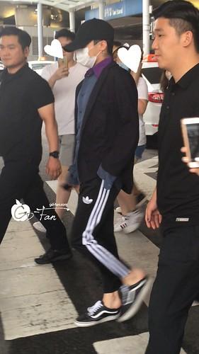 BIGBANG arrival Seoul ICN from Chengdu 2016-07-04 (45)
