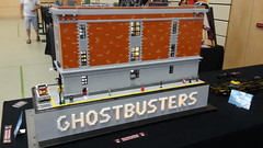 Ghostbuster HQ