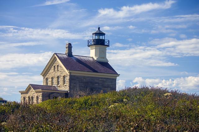 Block Island North Lighthouse, Rhode Island