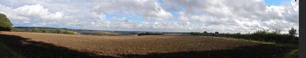 Essex sky Wendens Ambo Circular