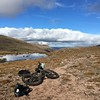 Down to Loch Etchachan