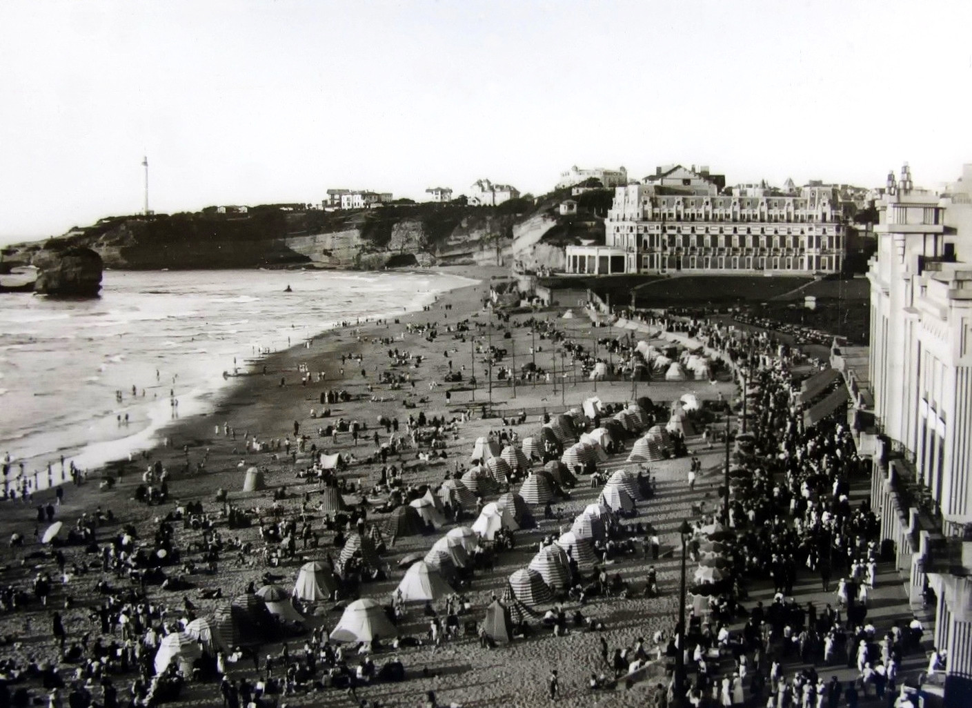 Biarritz, 1930s