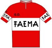 Faema - Giro d'Italia 1960