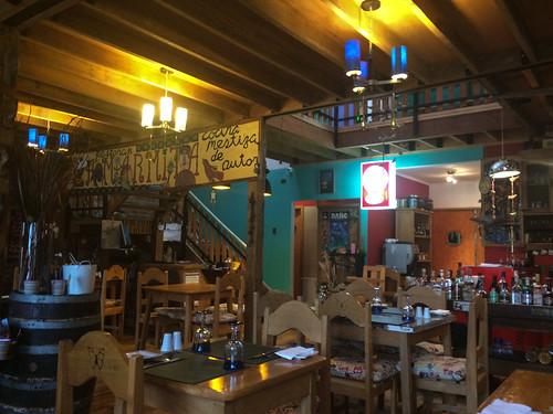 Punta Arenas: excellent restaurant, La Marmita.