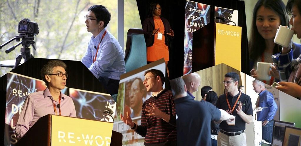 RE•WORK Deep Learning Summit