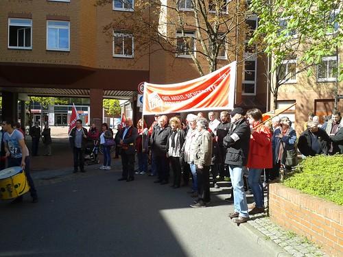 1. Mai 2013 in Harburg