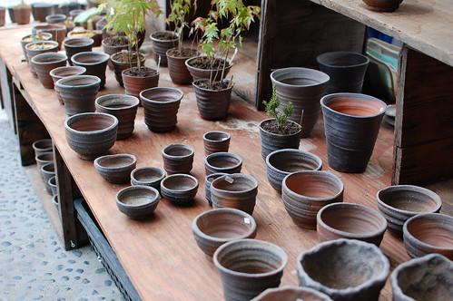 風兎窯さんの鉢