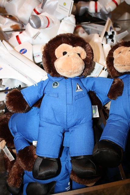 monkey astronaut movie - photo #10
