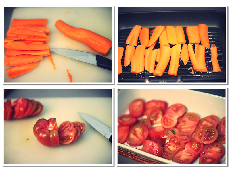 Receta: Festival de verduras - Monicositas