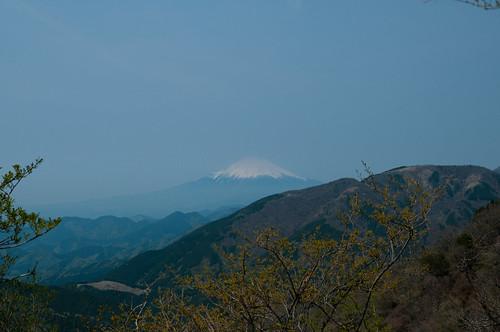 大山登山・富士山