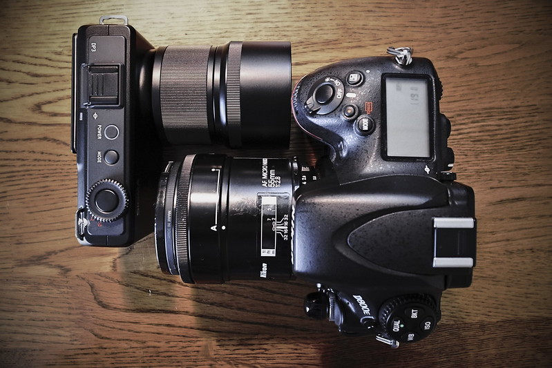 D800E AND DP3M
