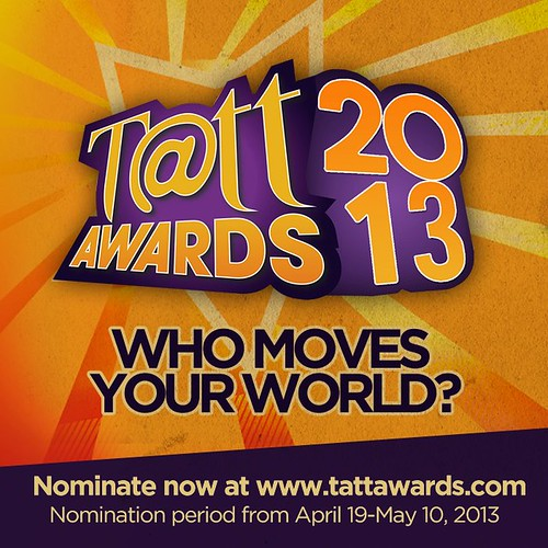 tatt awards 2013