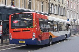 Stagecoach Cambridge AE13DZV (c) David Bell