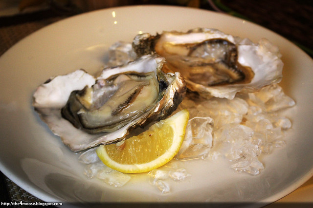 The Line - Oysters