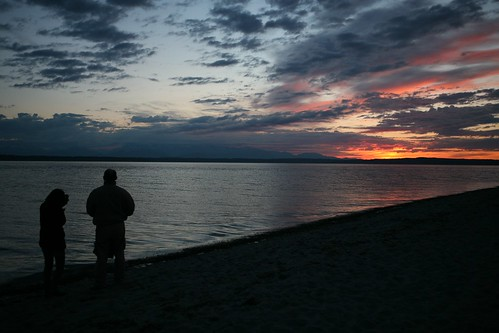 Sunset Photo by Seattle Daily Photo