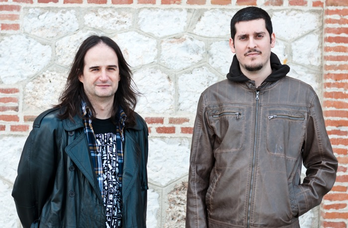 Locomalito y Gryzor87