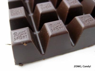 Ritter Sport Fine Extra Dark Chocolate 73%