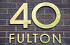 40 Fulton @  New York