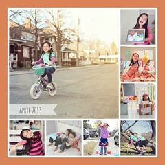 Lilah : April in pictures