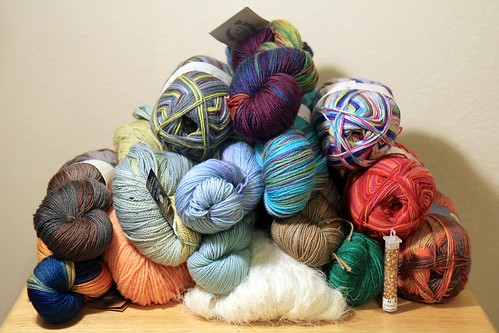 All the Yarns!