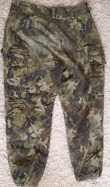 "M1990 Romanian ""Leaf"" Pattern Winter Uniform  10237295063_771c9aee6f_z"