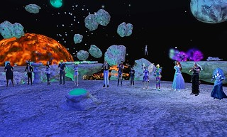 2014 VWBPE Inspire Space Park Machinima Promo