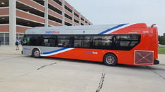 Various D.C. And Maryland Transit Vehicles