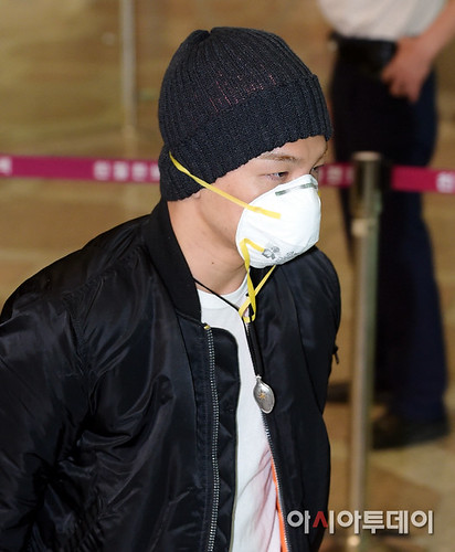 BIGBANG Gimpo Airport to Beijing PRESS 2015-06-05 008